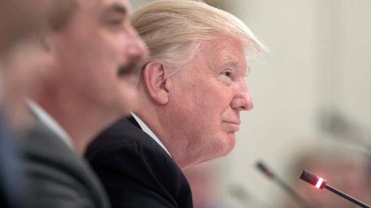 """Trump ostro skrytykował prokuratora generalnego. """"Gdyby powiedział, że zamierza tak postąpić, wybrałbym kogoś innego"""""""
