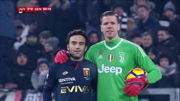 2017-12-21 VAR uratował Szczęsnego! Kontrowersja w meczu Juventusu