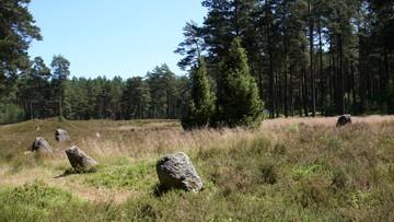 Koszalińscy archeolodzy odkryli kręgi kamienne i kurhany sprzed 2 tys. lat