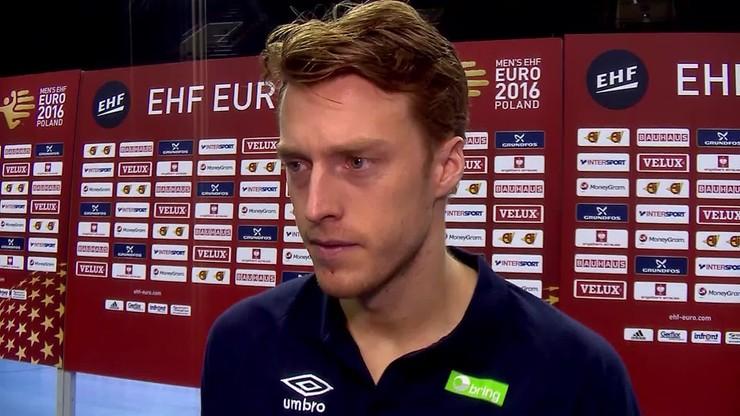 Bjornsen: Przed nami najtrudniejszy mecz turnieju