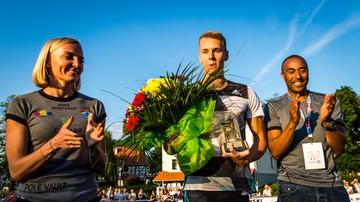 2016-06-04 Bydgoszcz Cup: Robert Sobera zwycięzcą Tyczki na Wyspie