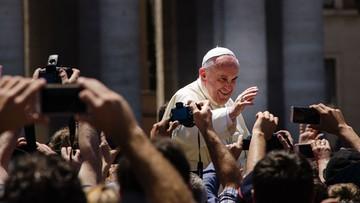 """18-11-2016 22:37 Papież o małżeństwie. """"Nie wykluczać rozwodników"""""""