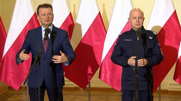 Błaszczak: szef MSWiA przejmie nadzór nad policją a o zmianach w rządzie zdecyduje kierownictwo PiS