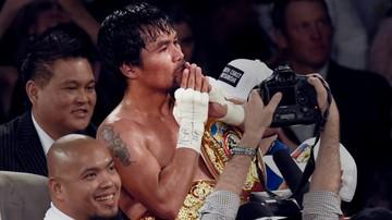 2016-10-31 Legenda wraca na ring! Pacquiao vs Vargas w Polsacie Sport!
