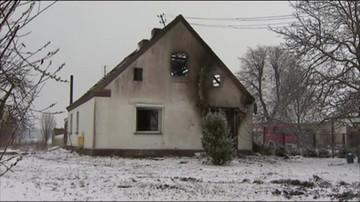 Dwoje dzieci zginęło w pożarze domu w Dusznikach niedaleko Szamotuł