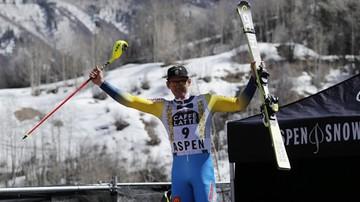 2017-03-19 Alpejski PŚ: Myhrer wygrał ostatni w sezonie slalom w Aspen