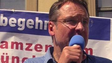 """24-08-2017 09:54 Mularczyk zapowiada wniosek do Rady Europy ws. niemieckiego dziennikarza, który został skazany za """"podżeganie przeciw islamowi"""""""