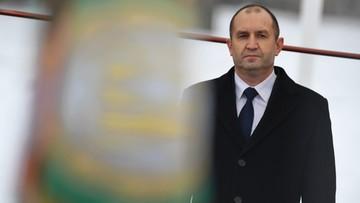 24-01-2017 20:47 Nowy prezydent Bułgarii rozwiązał parlament i mianował tymczasowy rząd