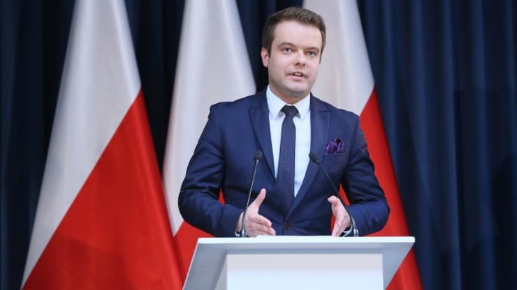 Bochenek: nie będę komentował działań prokuratury ws. Donalda Tuska