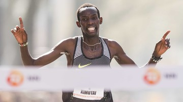 2017-04-09 Kimutai i Assefa wygrali maraton w Rotterdamie