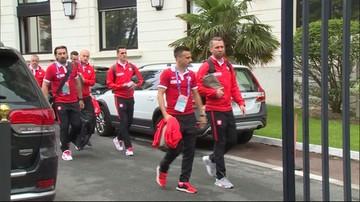 11-06-2016 15:48 Orły wylądowały w Nicei. W niedzielę mecz z Irlandią Północną