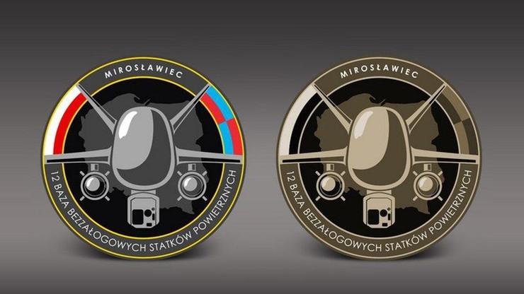 Wojskowa Baza Bezzałogowych Statków Powietrznych ma odznakę