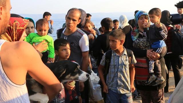 Grecja: Rekordowy napływ migrantów w styczniu