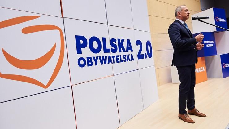 Neumann: prezes Kaczyński żyje w alternatywnej rzeczywistości