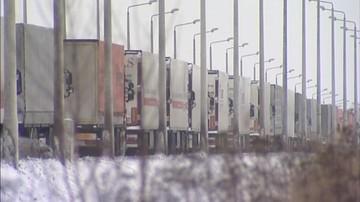 29-01-2016 13:41 Do końca stycznia polskie ciężarówki muszą opuścić Rosję. Obwiniana Polska