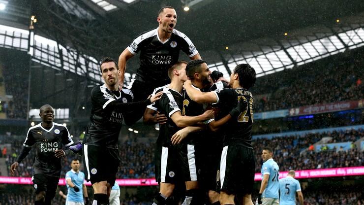 Spektakularny triumf Leicester City w meczu na szczycie. Klęska Manchesteru City