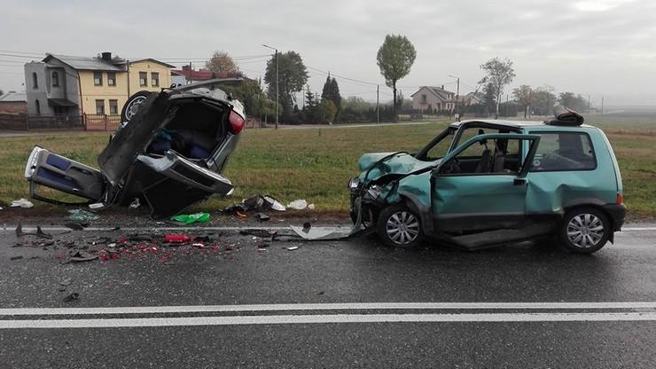 Wypadek w Glinicy (woj. śląskie)