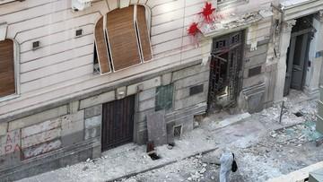 24-11-2015 13:59 Grecja: Wybuch bomby w centrum Aten