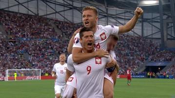 2016-06-30 Polska – Portugalia: Gol Lewandowskiego. Przełamanie kapitana (WIDEO)