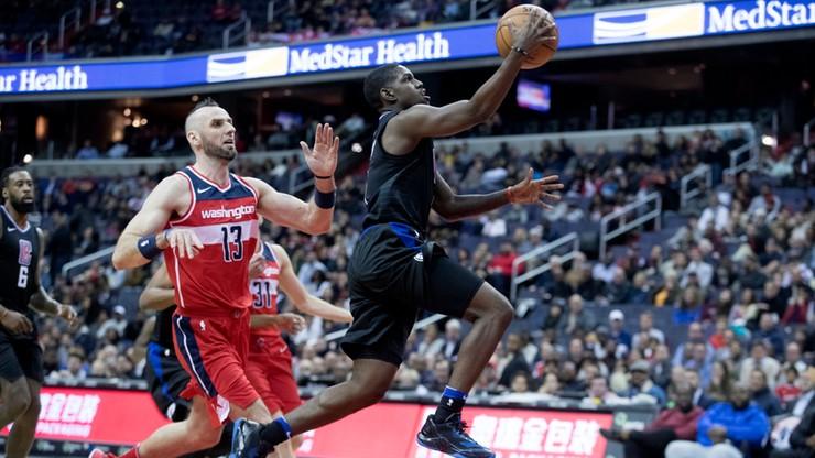 NBA: Wizards lepsi od ekipy z Los Angeles! Aktywny Gortat