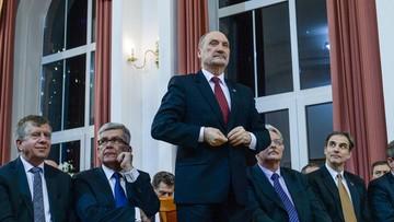 Macierewicz: po Smoleńsku Polska jest pierwszą ofiarą terroryzmu na świecie