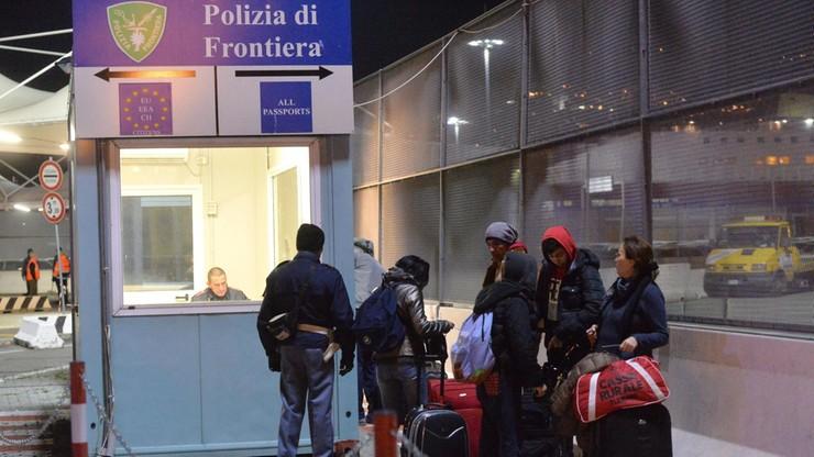 Włochy: 84 proc. obywateli chce kontroli na granicach