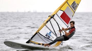 2016-02-26 MŚ w windsurfingu: Złoty medal Piotra Myszki