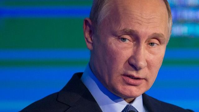 Niemiecka prasa o wizycie Putina: dialog tak, ale nie na specjalnych warunkach