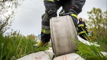 29-04-2017 08:06 764 interwencje Straży Pożarnej w związku z opadami deszczu. Najwięcej w woj. śląskim