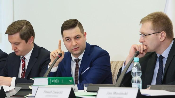 Podejrzana ws. reprywatyzacji odmówiła zeznań przed komisją