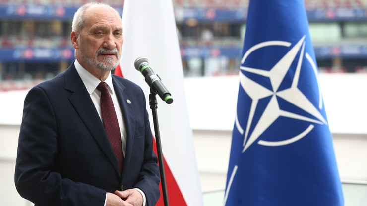 Szef MON: decyzje szczytu ws. flanki wschodniej będą znane 8 lipca