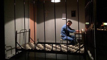 03-11-2016 10:23 Więźniowie zostali aktorami. W Krakowie zagrają w sztuce poświęconej karze śmierci