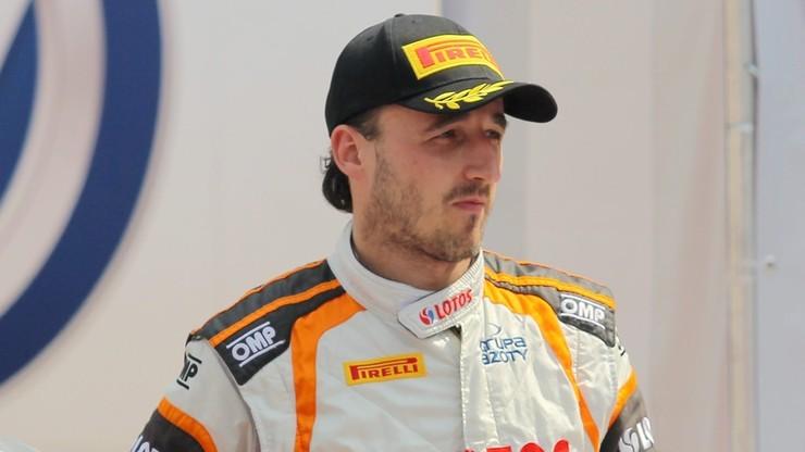 Kubica najaktywniejszym kierowcą testów na Węgrzech!
