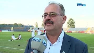 2016-08-29 Trener Medyka o Lidze Mistrzów: Chcemy wylosować Barcelonę!