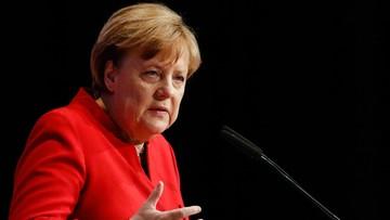 """06-04-2017 05:37 Merkel i Trump rozmawiali przez telefon. O problemach """"stanowiących przedmiot obopólnej troski"""""""