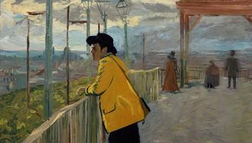 """05-08-2017 10:31 Artyści """"namalowali"""" film o Van Goghu. Każdy ze 125 malarzy musiał oddać średnio 520 obrazów"""