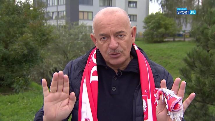 Marcin Daniec zaprasza na mecz Polska - Czarnogóra