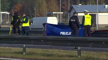 Wypadek na ekspresówce w Pyrzycach. Nie żyje kierowca