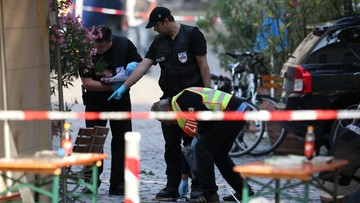 25-07-2016 18:17 Państwo Islamskie: zamachowiec z Ansbach był jednym z naszych żołnierzy
