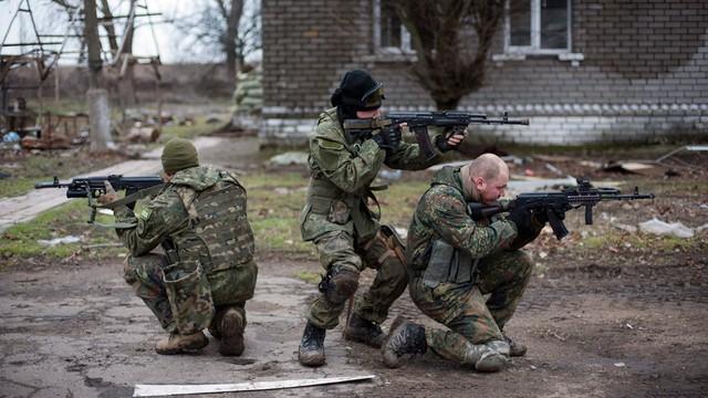 Ukraina: są ustalenia o wymianie zakładników w Donbasie