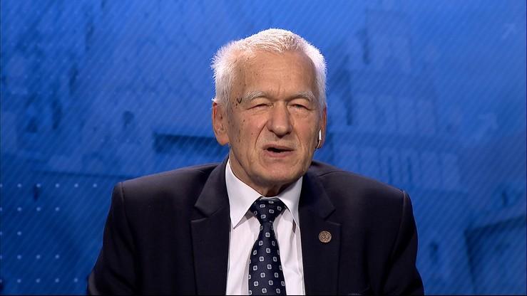Kornel Morawiecki: jesienią chcemy wybrać władze partii Wolni i Solidarni