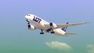 01-02-2017 12:27 LOT zarabia na lataniu. Przewiózł 5,5 mln pasażerów w 2016 roku