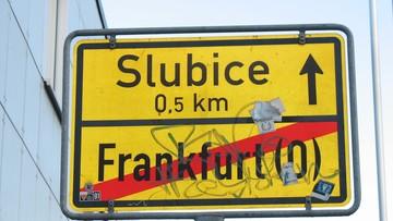 02-09-2016 06:48 Utrudnienia w ruchu przez most w Słubicach. Przyczyną demonstracje w Niemczech