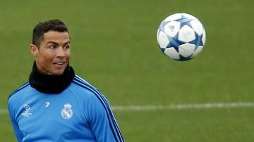 2015-11-06 Cristiano Ronaldo nie zagra w dwóch meczach reprezentacji