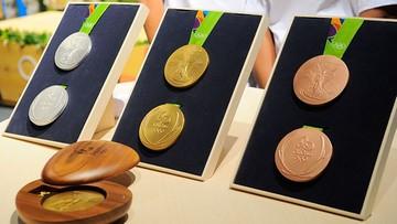 20-05-2017 13:03 Sportowcy zwracają olimpijskie medale z Rio, bo... rdzewieją