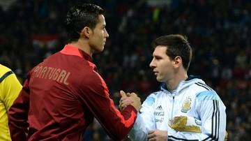 2015-12-01 Edgar Davids: Ronaldo da się pokryć, Messiego - nie