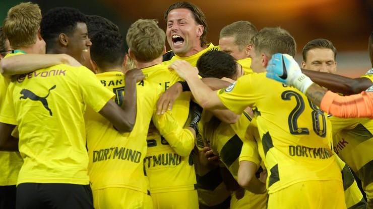 Borussia Dortmund po raz czwarty wywalczyła Puchar Niemiec
