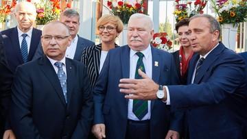 31-08-2016 11:55 Wałęsa: to, co się dzieje w Polsce, to nie jest to, o co walczyliśmy