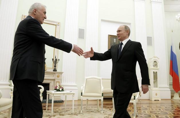 Rosja szykuje się do kolejnej aneksji - umowa z Osetią