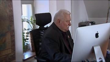 18-02-2016 11:06 Wałęsa zaprzecza, aby podpisywał dokumenty o współpracy z SB